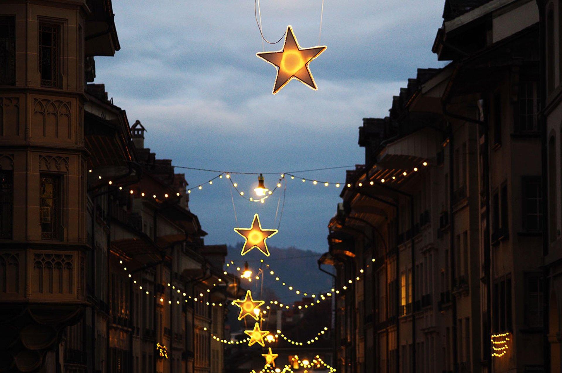 Olympus Stadtspaziergang Weihnachtsmarkt