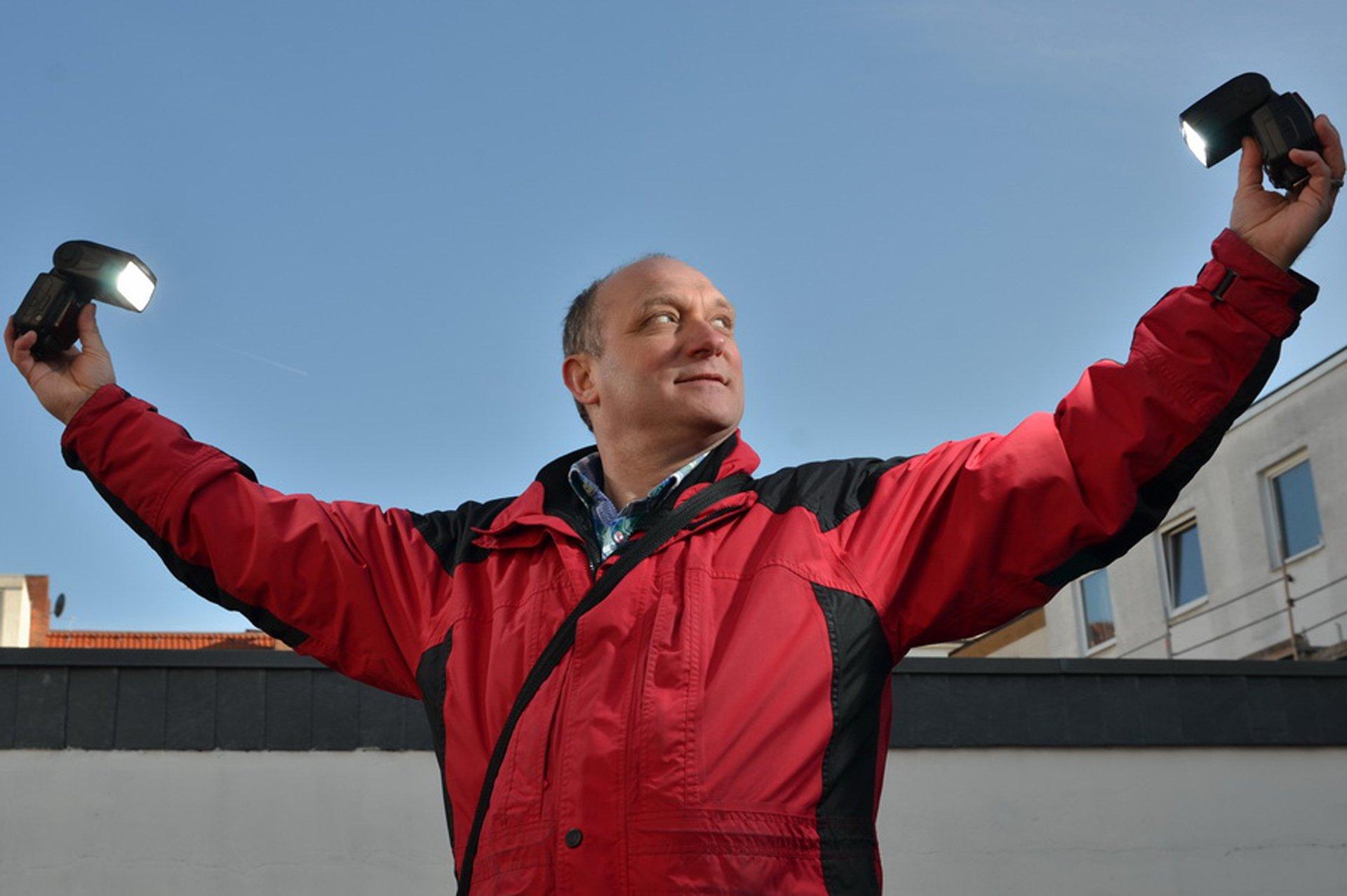 Bernd Lehnert Nikon Systemblitz