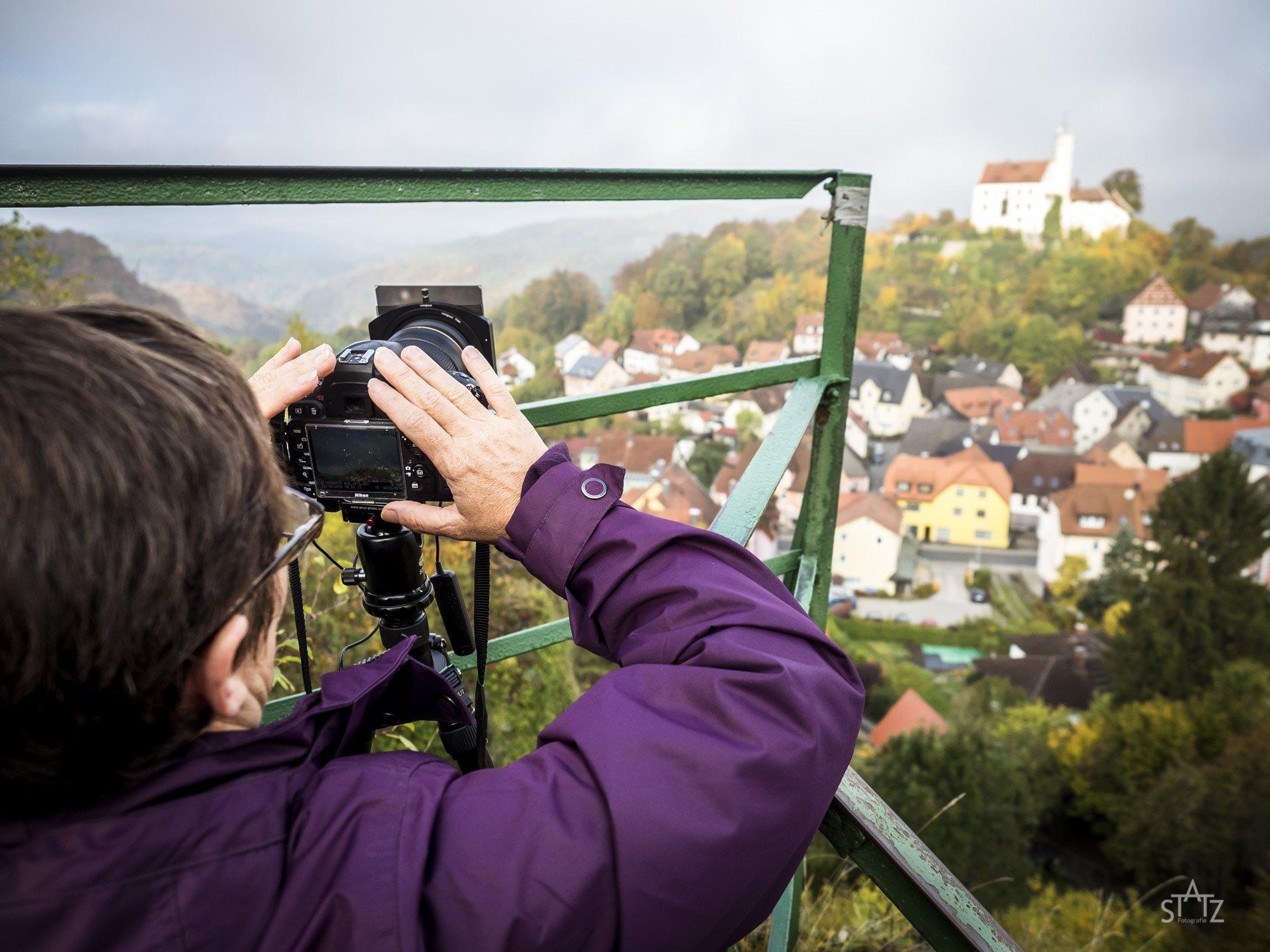 Olympus Landschaftsfotografie Filterfotografie mit Uwe Statz