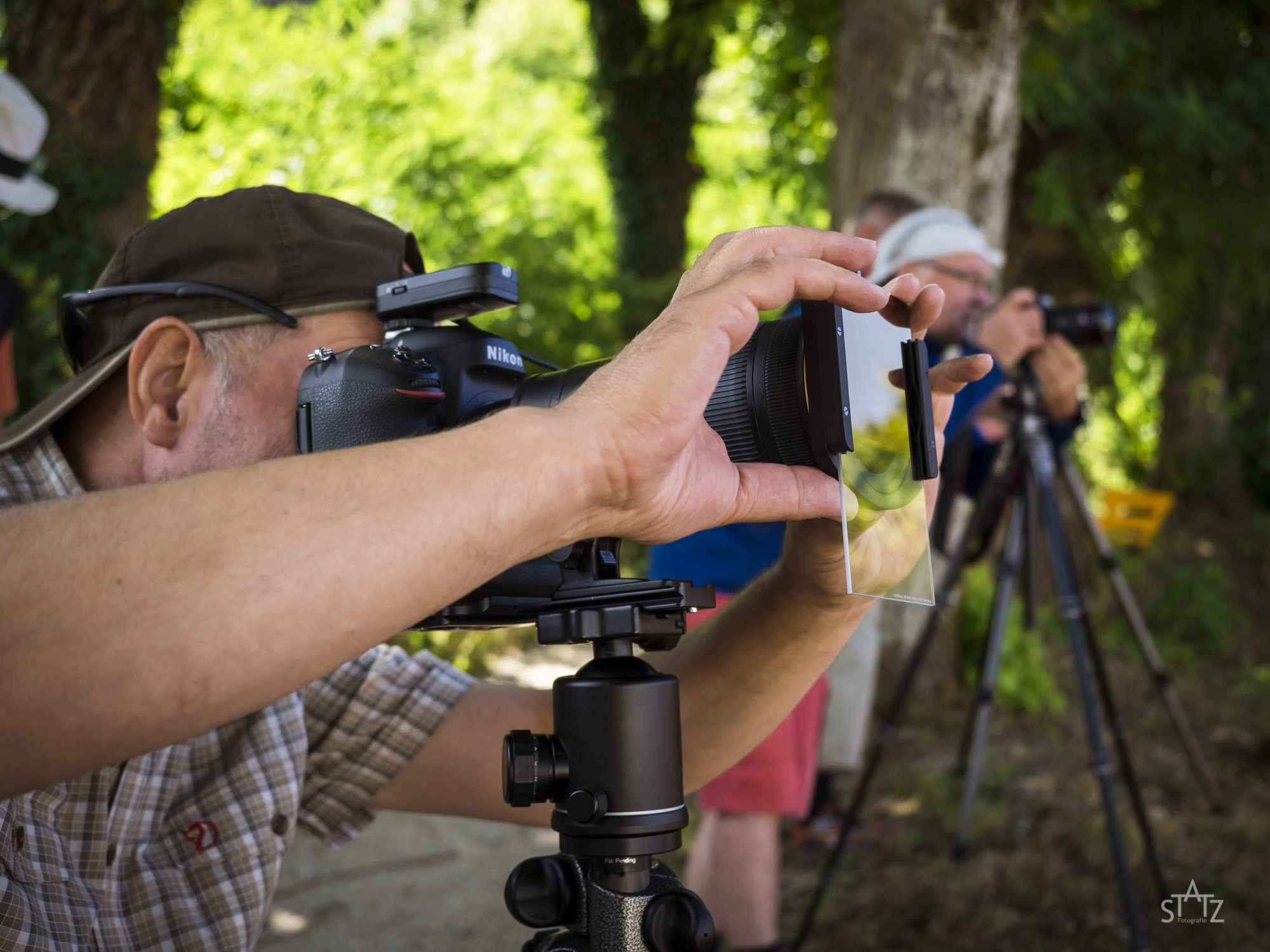 Landschaftsfotografie Filterfotografie fotogena Akademie mit Uwe Statz