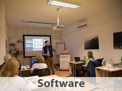 Software Workshops in der fotogena Akademie