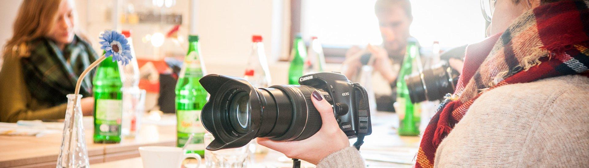fotogena Akademie Erlebnisse werden zu Bildern