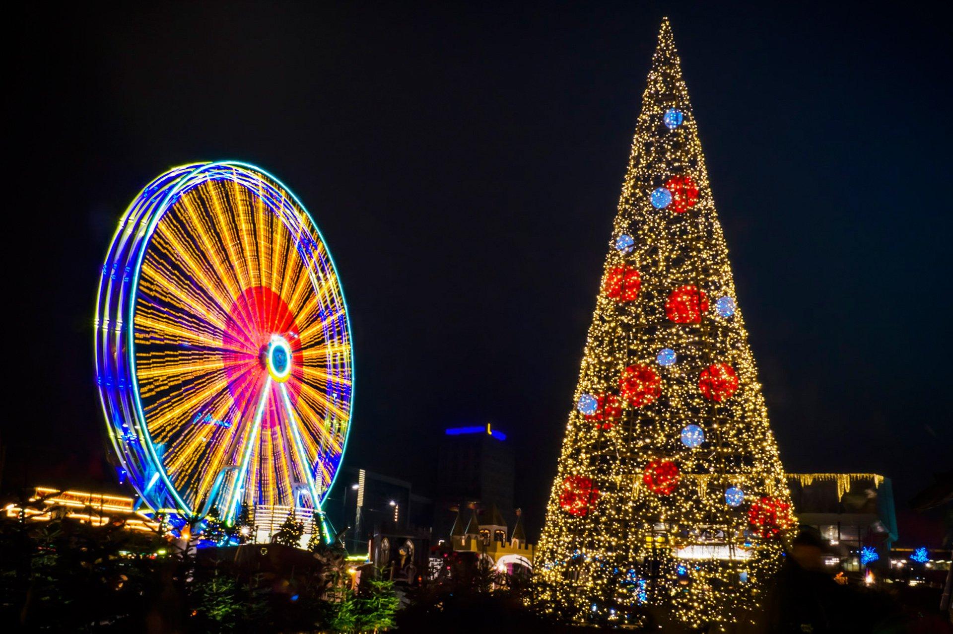 Uwe Statz - Bewegung, die bewegt - Auf dem Weihnachtsmarkt