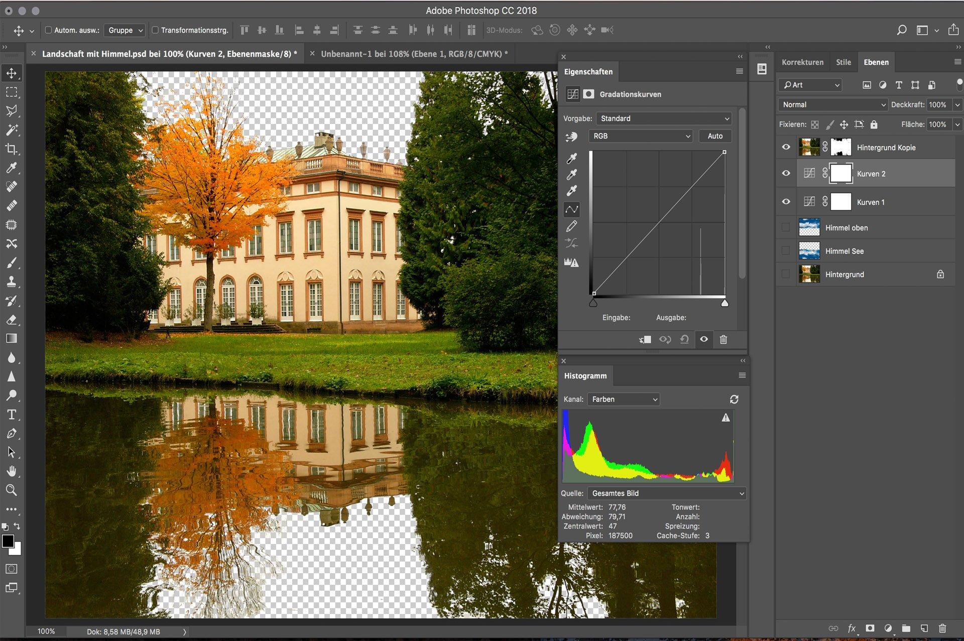 Photoshop CC mit René Reiter