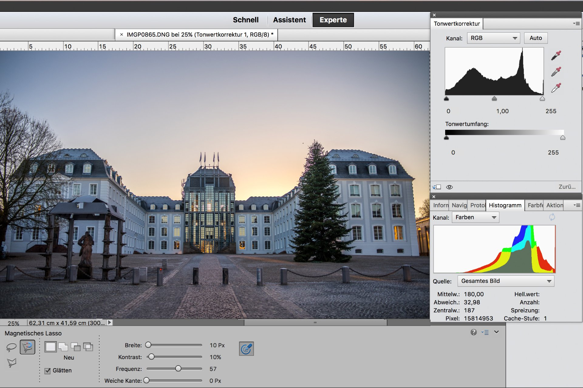 Photoshop Elements mit René Reiter