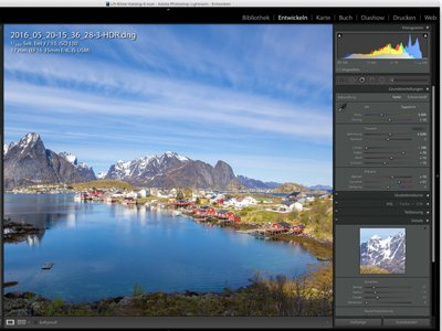 Adobe Lightroom Workshop – Worms