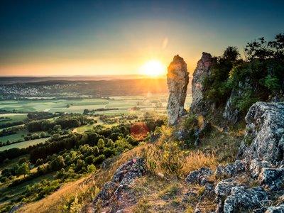 Fränkische Schweiz – Grundlagen und Landschaftsfotografie