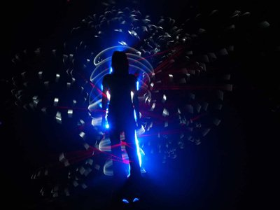 Olympus Lightpainting-Workshop