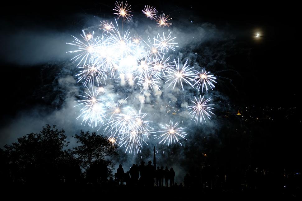 Faszination Feuerwerk Eugen Kamenew