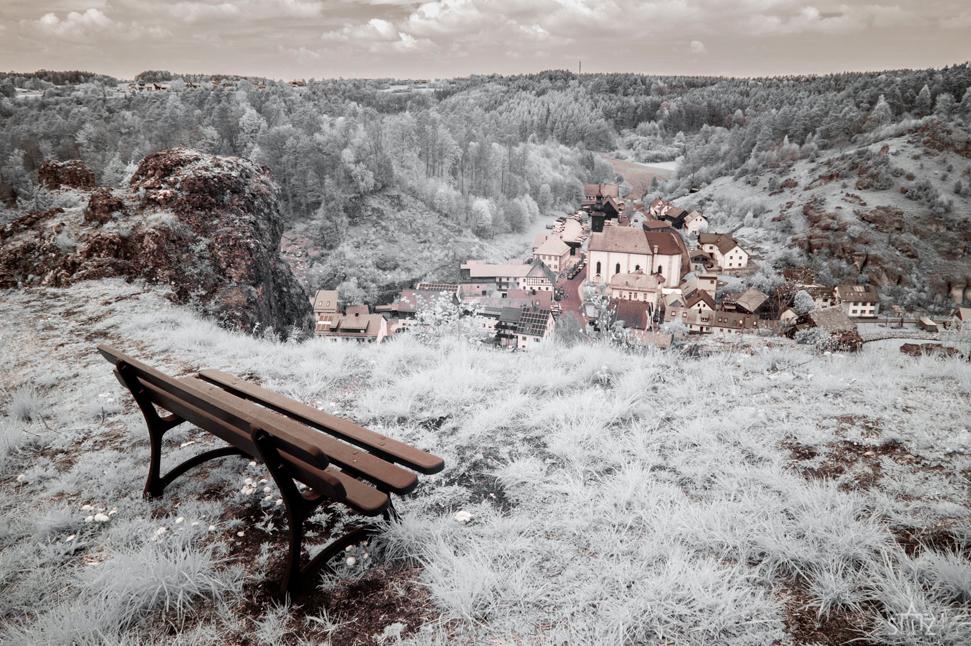 Uwe Statz Fränkische Schweiz Infrarotfotografie
