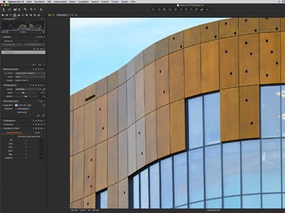 Bildbearbeitung mit Capture One in Worms
