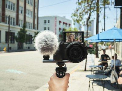 Sony – Dein Einstieg ins Filmen mit der Systemkamera