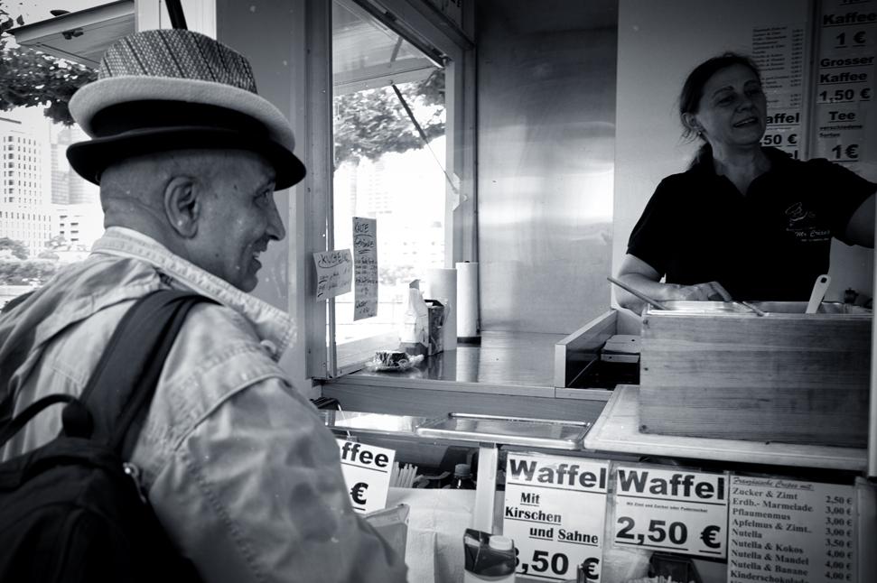 Rene Reiter Streetfotografie Frankfurt