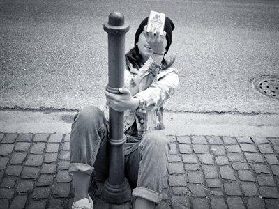 Streetfotografie in Frankfurt