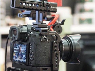 Webinar – Filmen mit Systemkameras: Die Basis