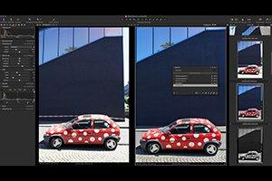 Online-Workshop Capture One Aufbau
