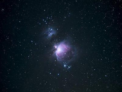 Sternschnuppenregen und Deep Sky Fotografie