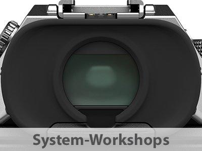 Fotokurse für Kamera-Systeme
