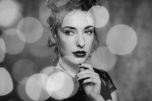 Portraits mit einfachen Mitteln