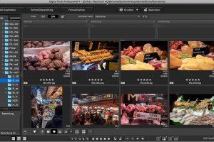Online-Workshop Canon Digital Photo Professional Software